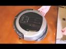 Презентация робота-пылесоса Liectroux b6009