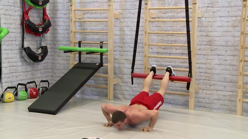 Functional Training with Suples Fit® Bar - FIBO Power 2015