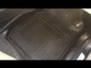 Накладки ковролина Renault Logan 2