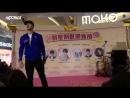 180215 Выступление Джексона с Papillon @ Chinese New Year Countdown Event в ТЦ MOKO (полное видео)