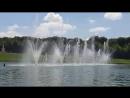 версальские поющие фонтаны