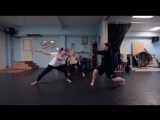 Paji ft. Yves Paquet - Sharks In The Woods (Dance Choreography)