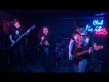Dzioff & Анна-Мария Парастаева - The Rider Wearing Black (5.01.18 live at Infinity)