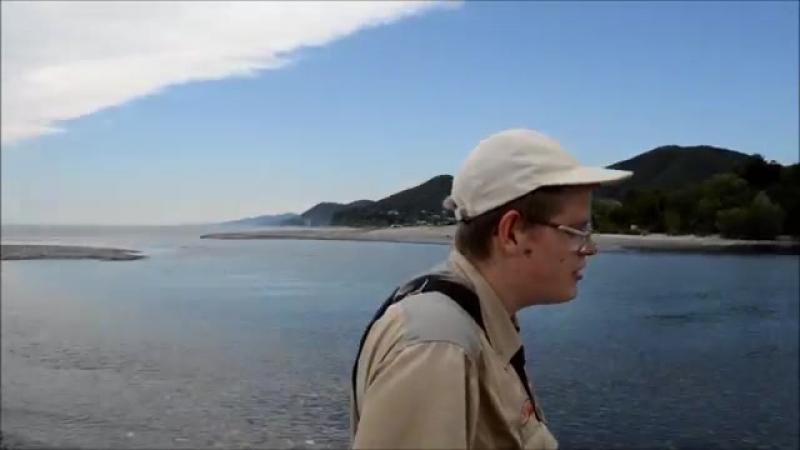 ЮРТВ 2013: Поездка на электричке в Головинку. Лазурный берег. [№0054]