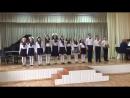 Анюта на конкурсе «Я люблю свою Украину»