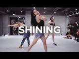 1Million dance studio Shining - Beyonce (ft. Jay Z &amp DJ Khaled) Mina Myoung Choreography