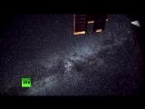 Млечный путь- вид с МКС