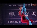 Ученица студии, Герасимова Елена, Aerial Silks (воздушные полотна)