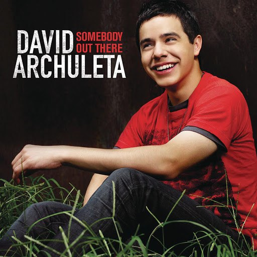 David Archuleta альбом Somebody Out There