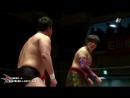 Hideyoshi Kamitani, Kazumi Kikuta, Yoshihisa Uto vs. Ryota Hama, Taishi Takizawa, Yasufumi Nakanoue (BJW - New Year 2018)