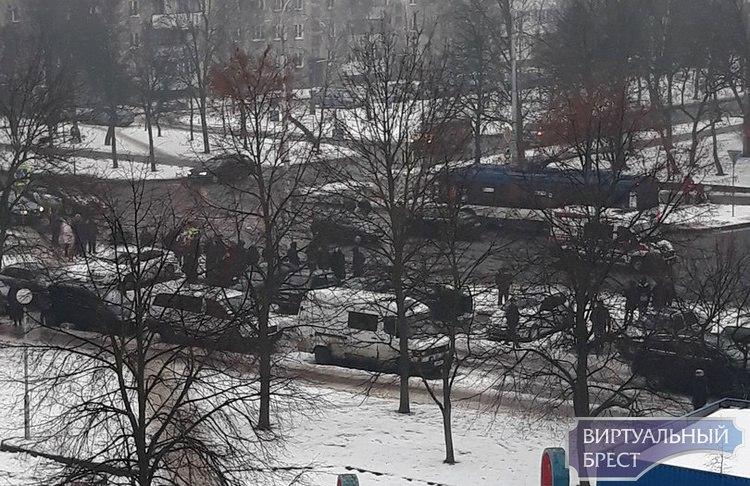 ленинградский проспект сбили пешеходов делом следовало