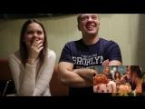 Первый просмотр свадебного фильма Алексея и Анжеллы (17.11.17)
