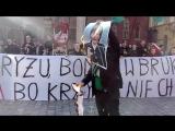 Anti-Merkel Demo in Polen! So muss eine echte Demo sein!