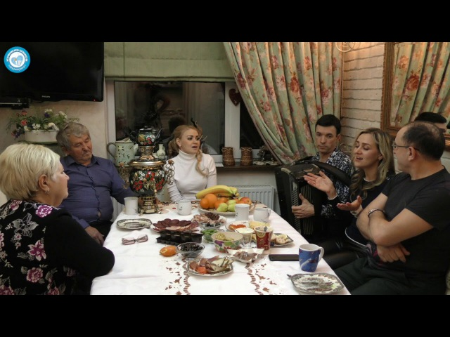 На последнее свидание поведет душа России - ансамбль Калина! Гармонь - это наше р ...