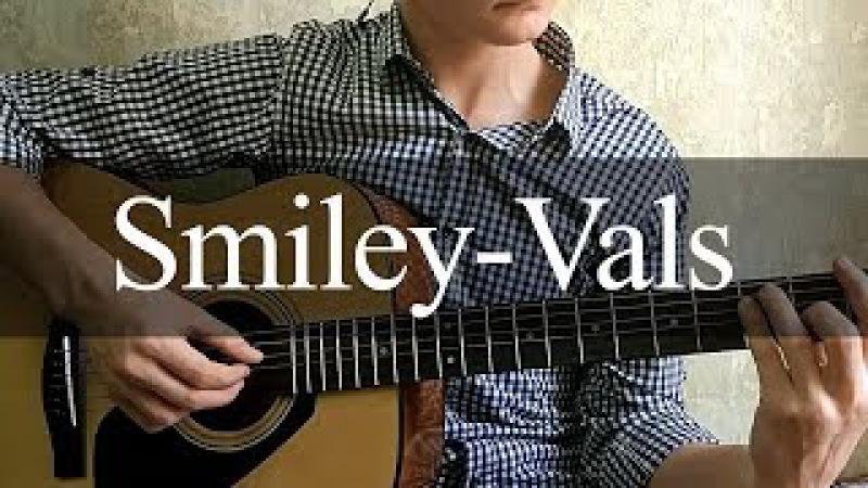 Smiley - Vals (cover Chitara Acorduri by Laki)