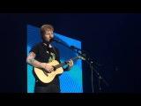 Ed Sheeran - Afire Love (Live), Forest National Brussels