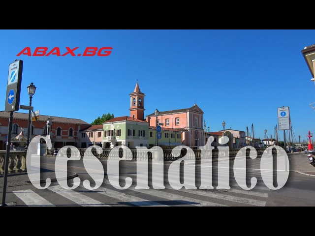 Cesenatico, Italy 4K travel guide www.bluemaxbg.com