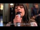 Glee - Go Your Own Way Lyrics On Screen HD