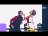 Танцы: Зарина Маргарита и Дима Присташ (Crystal Waters - Gypsy Woman) (сезон 4, серия 13) из сериа...