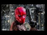 @mbeyersjr as Redhood photoshop cosplay speed edit