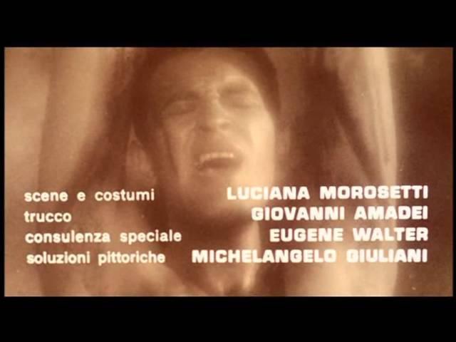 La Casa Dalle Finestre Che Ridono (1976) – Opening Titles