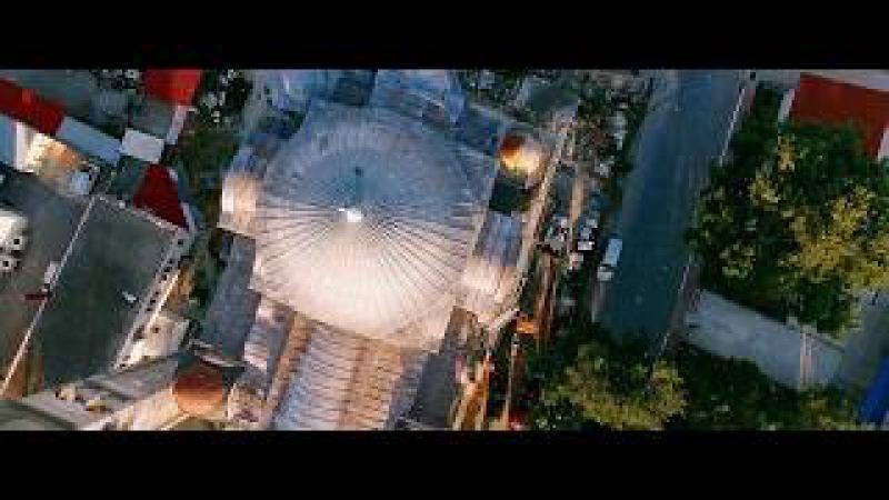 GREECE by drone | Greek orthodox church of Holy Trinity Греция с высоты птичьего полета