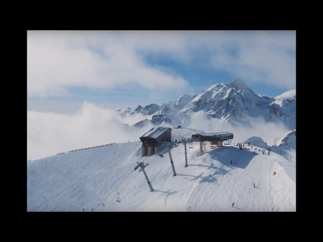 Lancement de la saison saison de ski 2017-2018 Serre Chevalier Domaine Skiable