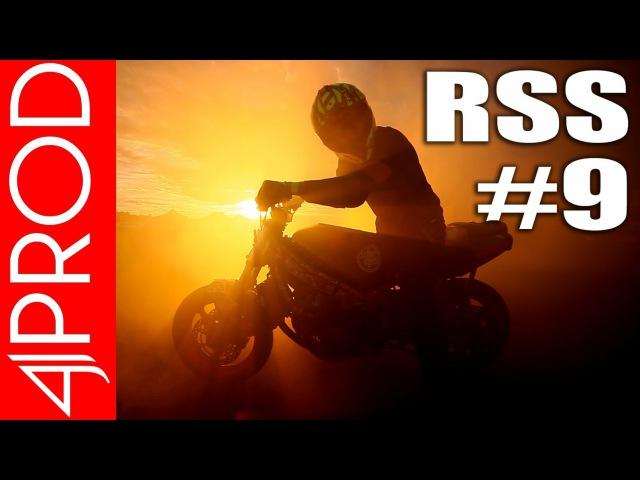 Motorcycle Stunt Riding Drifting - RSS9
