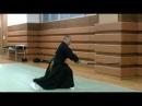 Muso Jikiden Eishin Ryu Iaijutsu. Sekiguchi Sensei 21 Soke.