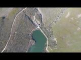 Кабаний перевал с высоты 350м