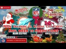 Miami Dolphins vs. Kansas City Chiefs | #NFL WEEK 16 | Predictions Madden 18