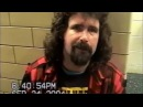 Mick Foley mini-shoot interview