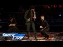 Jinder Mahal mocks Shinsuke Nakamura: SmackDown LIVE, Sept. 12, 2017