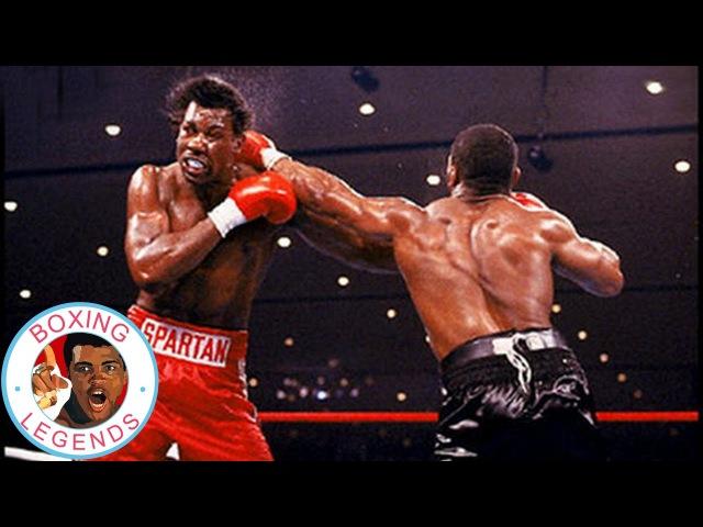 Mike Tyson vs Tony Tucker (Highlights) [1987-08-01]