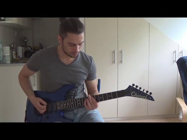 Ария - Воля и разум ( гитарное соло )
