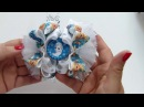 How to make a Frozen, Moño Temático Frozen, Moños Boutique FAciles