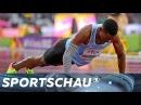 200 m Makwala sprintet solo ins Halbfinale Leichtathletik WM 2017 London Sportschau