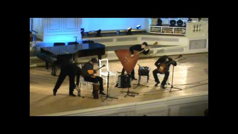 Квинтет Четырёх Композиция номер девять. Quintet of Four / Chaikovsky - Composition number nine