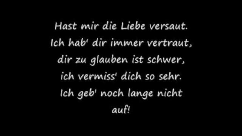 Wolfgang Petry - Augen zu und durch - mit lyrics (Original HQ)