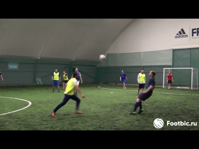 FOOTBIC.RU. Видеообзор 16.06.2017 (Метро Марьина Роща). Любительский футбол