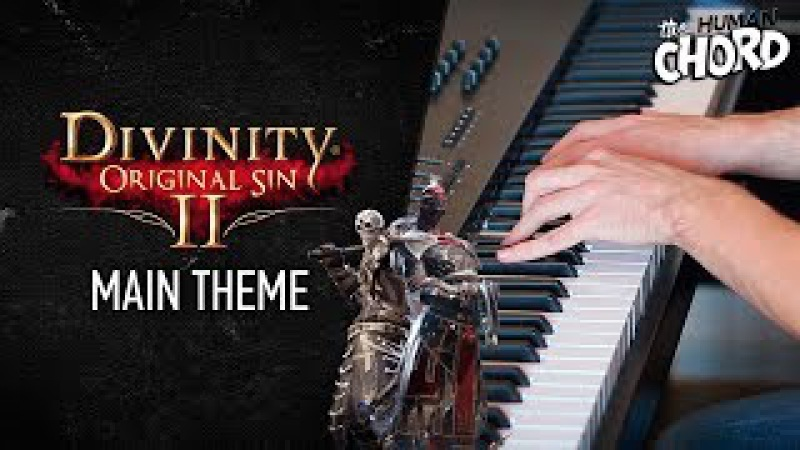 Divinity Original Sin 2 - Main Theme (Piano cover Sheet music)