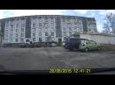 Дорога Североморск Росляково 20 05 2015