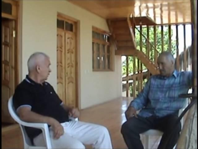 Зазнобин В М 2011 06 08 Беседа с баптистом в Ивановке, Азербайджан
