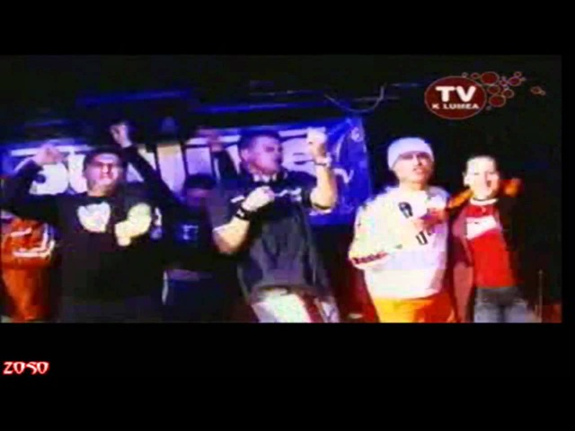 Funky Dj's : Dj Jungle , Mc Geo da Silva si Carmen - Stai ! ( 2004 )