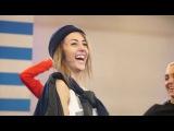 Танцы: Лада Касинец и Юля Косьмина - Наставники о девчонках (сезон 4, серия 14)