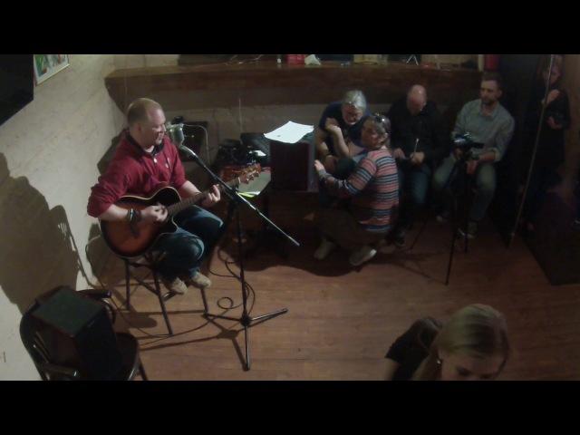 Алексей Брындин - Солдат (концерт в кафе Keller, СПб, 26-05-2017)