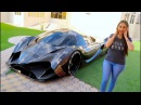 THE CRAZY 5000HP DEVEL SIXTEEN *THE WORLDS CRAZIEST SUPERCAR*