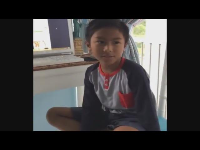 Anak Kecil Cakep di Interview cewek