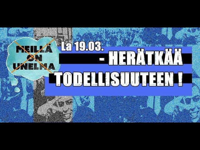 Rajat kiinni - Helsinki 19.3.2016 Henna Kajava 11