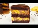 ШОКОЛАДНО БАНАНОВЫЙ ТОРТ САМЫЙ ВКУСНЫЙ БАНАНОВЫЙ ТОРТ CHOCOLATE BANANA CAKE